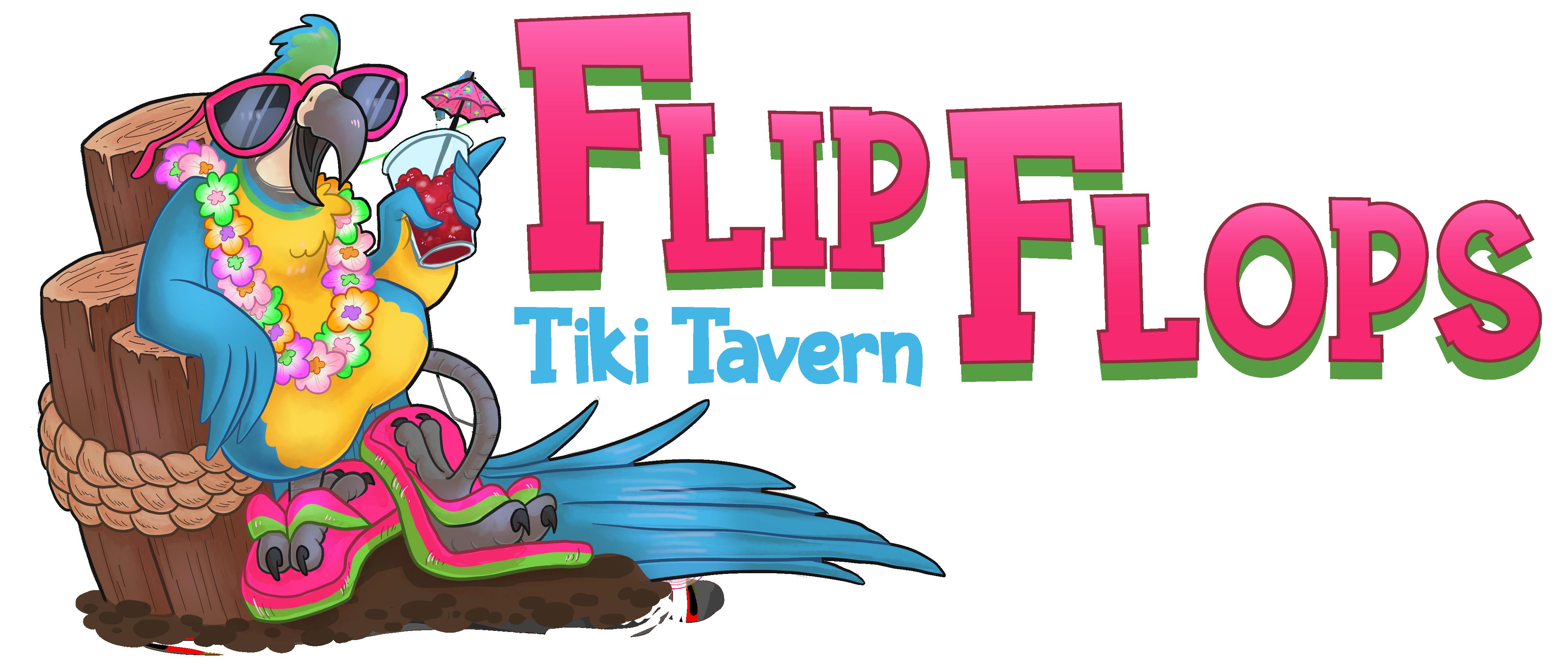 Flip Flops Tiki Tavern
